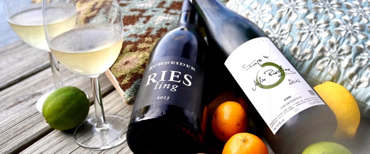 Summer of Rieslings – 5 Reasons To Drink Rieslings Now