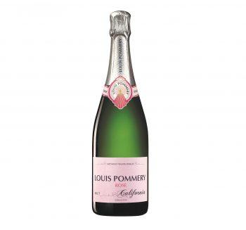 Louis Pommery California Brut Rosé
