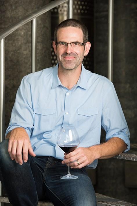 Ryan Hodgins FEL Wines Savoy Vineyards