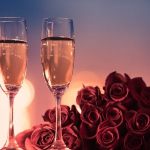 Sparkling Rosés For Valentine's Day