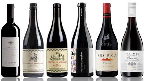 Great Grenache Wines - Top Grenache Wines