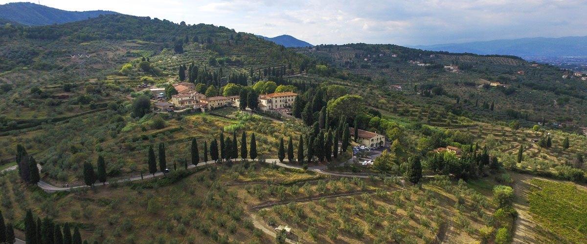 Capezzana – A Tuscan Treasure
