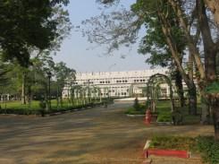 Just a part of Thammasat University, Thailand