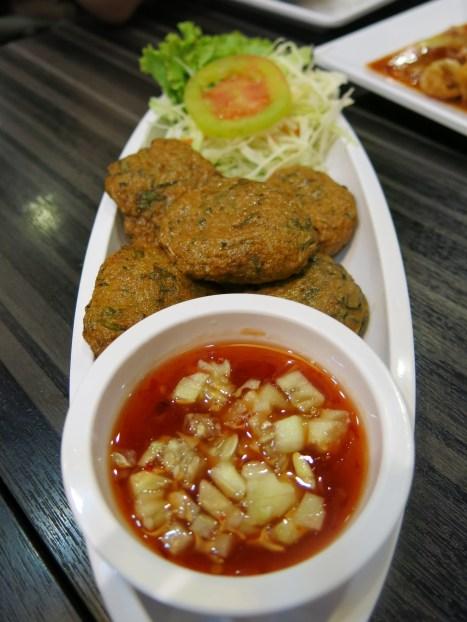 Boat Meatball?! :-D @ Yum Sa'ap Restaurant, Terminal 21