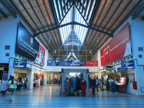 Melaka bus station