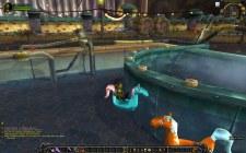Goblin in the pool