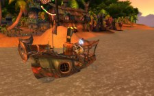 Boat in Stranglethorn