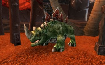 Thunderlizzard mount