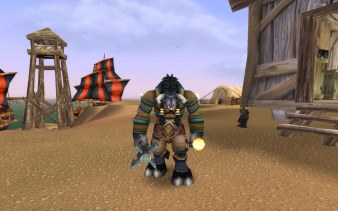 Uldum quest costume
