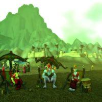 World of Warcraft Secrets: Steam Pools Resort