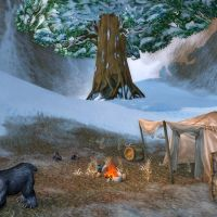 The Black Bear Camp in Dun Morogh