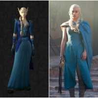 Game of Thrones transmogs