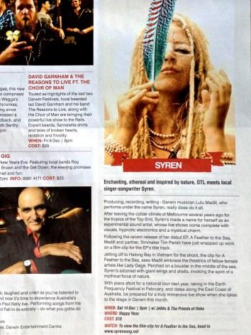 Fringe Festival Guide 2014