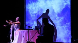 Adelaide Fringe Festival Channel 9 Studio