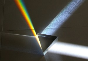Dispersion of White Light