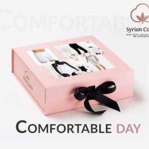 6 قطع | Comfortable day