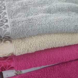 Lotus Handdoek 90×50 cm