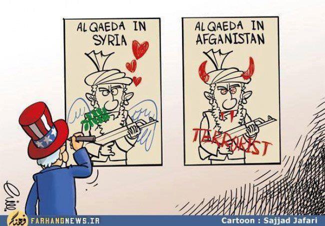 al Qaeda - Sponsord by the CIA