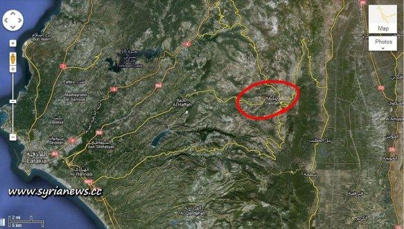 Nabi Youness, Slanfah, Latakia Countryside