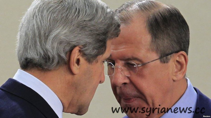 Kerry: We tried all methods and failed. Lavrov: I warned your predecessor you'll fail.
