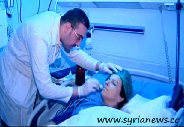 Dr. Seham Dannoun from Damascus University targeted by FSA