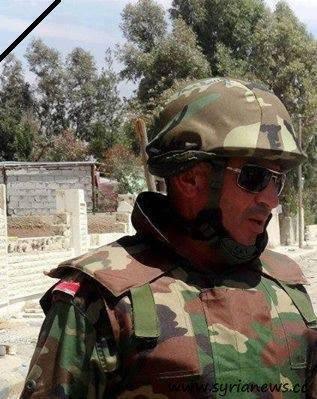 Martyr Paratrooper Brigadier Muhammad Mahmoud Ali Aba Suleiman
