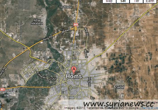 Homs-Syria