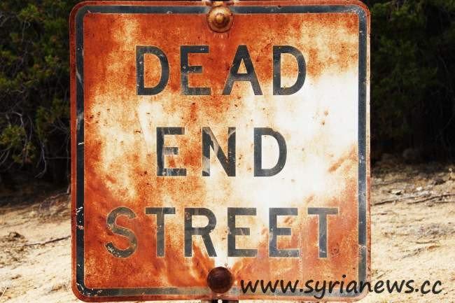 World War III - Dead End Syria.