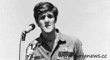 John Kerry, 1971