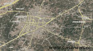 Syria - Douma, Damascus countryside