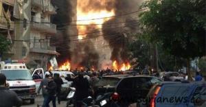 Haret hriek explosion