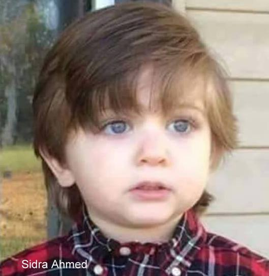 femicide -No tears from western msm when this Syrian child was blown up by moderate terrorists