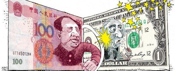 Chinese Yuan Keep Punching US Dollar until knockdown