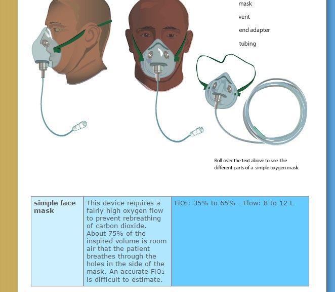 simple face masks