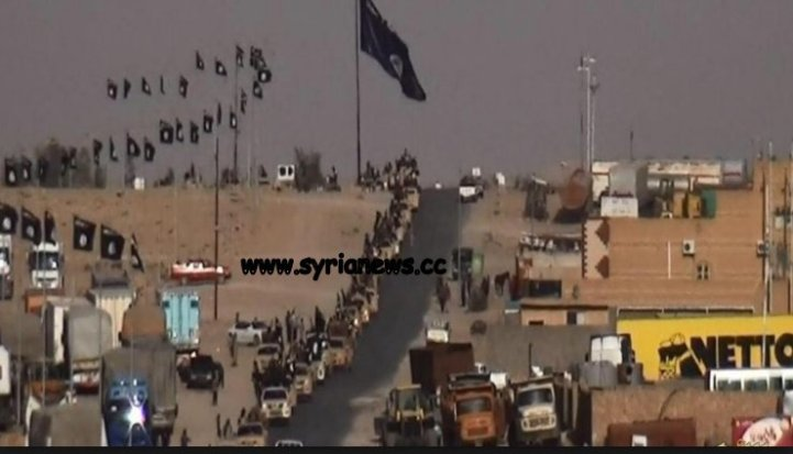 image-isis toyota parada in anbar province