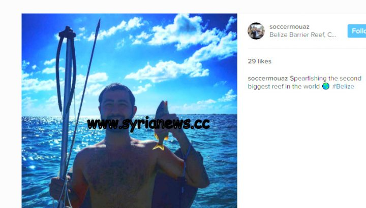Crimes against peace rewarded with spear-fishing in Belize