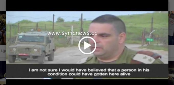 Israel brags about saving lives of ISIS terrorists in Syria.