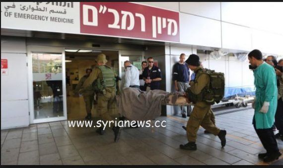 Israel brings ISIS terrorists to its hospitals.