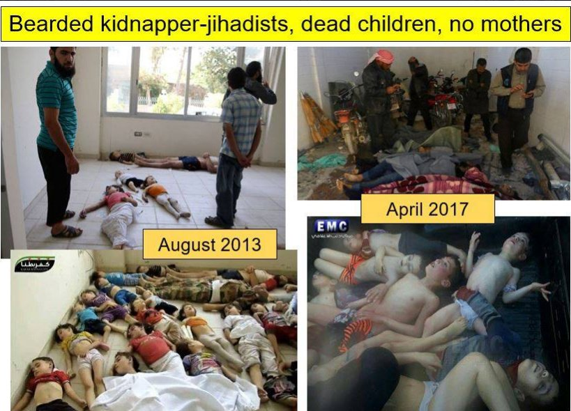 UNSC klan tolerates kids kidnapped and murdered for war propaganda