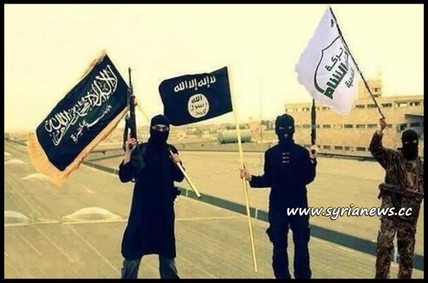 image-ISIS, Nusra Front and FSA same groups of terrorists different names - Hama - Idlib - Aleppo - Latakia