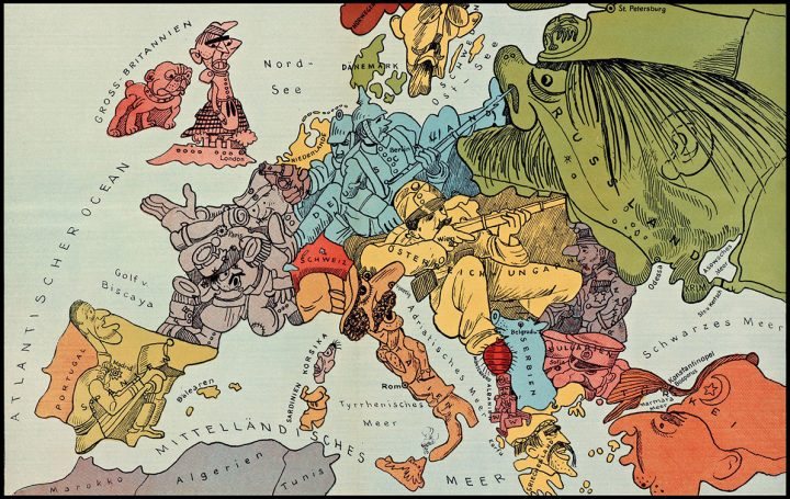 image-What Has Changed Since the Great War? Russophobia