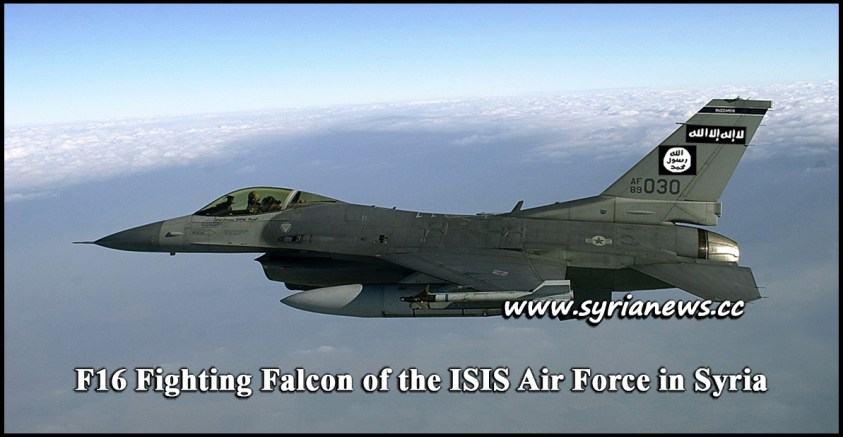 ISIS-F-1631A-001 U.S. ISIS Air Force - Coalition - massacre - trump - obama