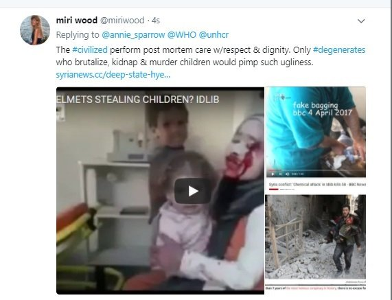 UNSC trio ignores kidnappings of children.