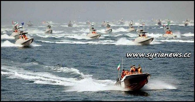 Iranian Navy Thousands of Kamikaze Speed Boats IRGC