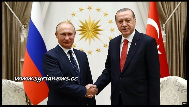 Turkey is US's trap for Russia - Putin and Erdogan