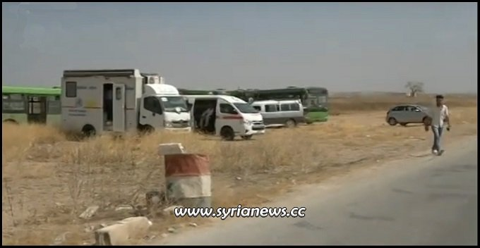 Syrian state prepared safe corridor for residents of abu Adh Dhuhur in Idlib Countryside