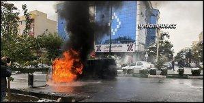 Iran riots