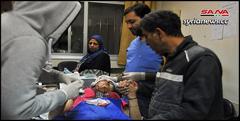 Israel bombing Syria