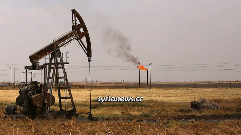 oil and gas - Syria