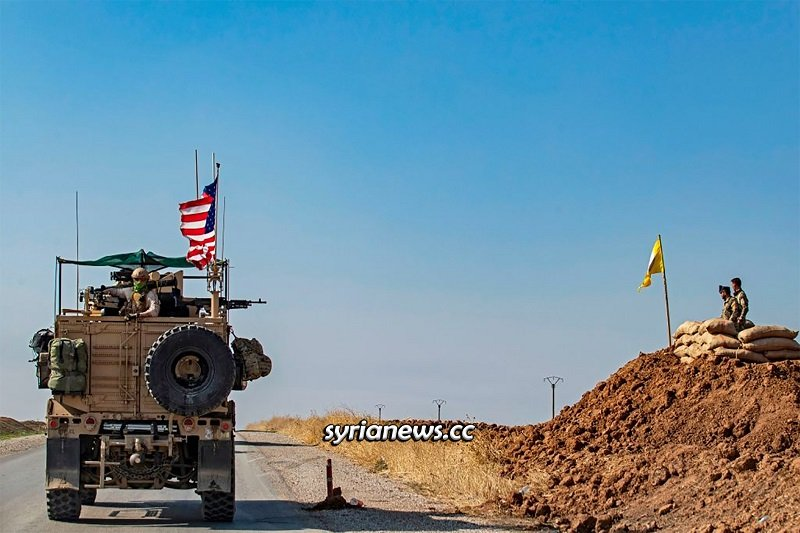 Syria News Kurds SDF PKK YPG PYD Asayish USA NATO Turkey